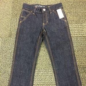 Boys Gap Dark Rinse Jeans NWT Sz 5